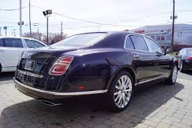 purple bentley mulsanne 2017 bentley mulsanne stock b2170081 for sale near parsippany nj