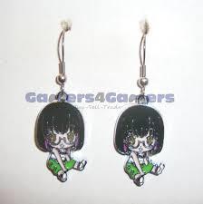 school earrings the irregular at magic high school satomi subaru earrings