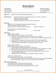 resume examples for childcare teachers archives resume sample