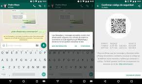tutorial espiar conversaciones whatsapp cómo comprobar si el cifrado de whatsapp está activado