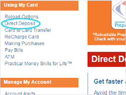 prepaid cards with direct deposit prepaid cards with direct deposit reloadable visa prepaid debit card