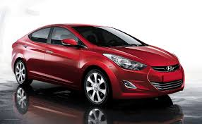 hyundai elantra description of the model photo gallery