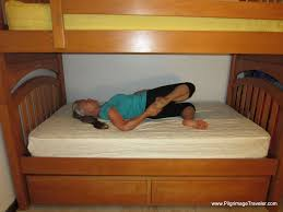 Half Bunk Bed Bunk Bed Stretches For The End Of Your Camino Day