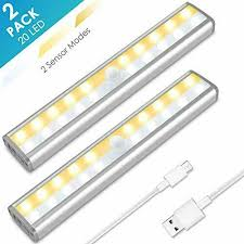 what is the best led cabinet lighting cabinet lighting 3 color modes 20 led wireless motion sensor closet 2 pack