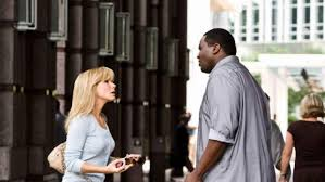 The Movie Blind Inspiration For Sandra Bullock U0027s The Blind Side Michael Oher Says
