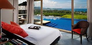 chambre avec piscine cherche un hôtel avec une chambre villa et une piscine privée sur phuket