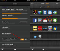kindle install apk how to side load apps on the kindle