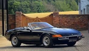 1972 daytona spyder your favourite car from the year you were born in page 11
