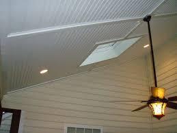 vinyl beadboard ceiling panels plastpro veranda vinyl planking
