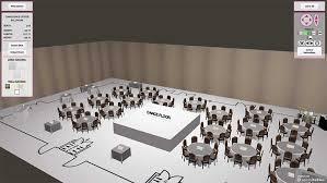 Floor Plan Wedding Reception Services University Of West Florida