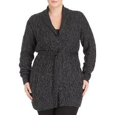 faded s plus size sweater coat walmart