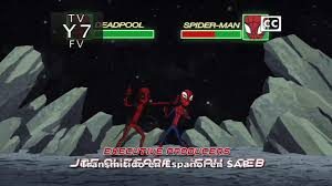 deadpool cameo in ultimate spider man episode