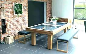 combination pool table dining room table dining pool table combo pool table dining table combination