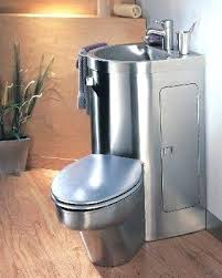 all in one toilet and sink unit toilet and sink in one sink and toilet combination units toilet