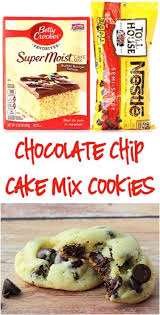 best 25 yellow cake mix cookies ideas on pinterest cake mix