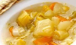 recette de cuisine en espagnol recettes de cuisine espagnole porrusalda