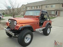 jeep amc cj5 amc 360
