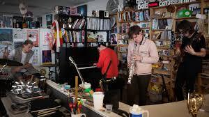 Npr Small Desk Badbadnotgood Tiny Desk Concert Npr