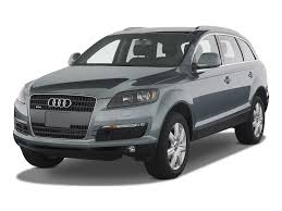 audi suv 2009 2009 audi q7 reviews and rating motor trend