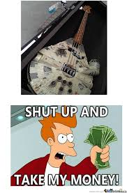 Take My Money Meme - take my money by freshprinceofmeme meme center