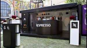 shipping containers turned into coffee shops youtube