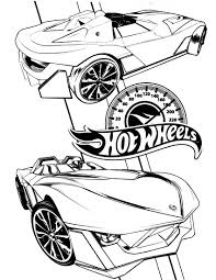 wheels pictures color colouring pages free printable