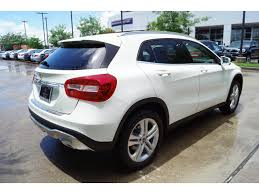 pre owned mercedes suv pre owned 2018 mercedes gla gla 250 suv in league city