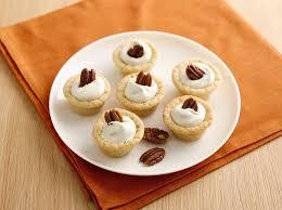 foodista thanksgiving turkey cookies maple pecan cookie