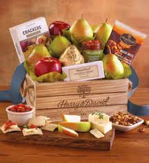 fruit baskets gourmet gift baskets and fruit basket delivery harry david