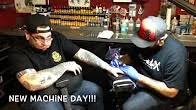 tattoo angus youtube