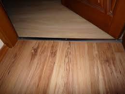 Laminate Floor Gaps Installation Of The Door Frame