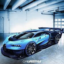 concept bugatti the bugatti vision gran turismo concept u2014 carlifestyle