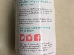 hair burst vitamins reviews hairburst healthy hair vitamins review nicolesreviews