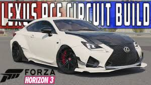 lexus turbo coupe 900 hp twin turbo lexus rcf circuit build forza horizon 3