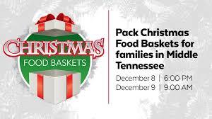 christmas food baskets christmas food baskets prep