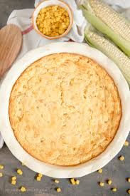 cornbread casserole from scratch side dish recipe