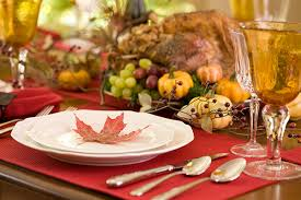 host a traditional thanksgiving dinner without the traditional hassle