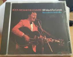 bill the comets rock around the country cd album at