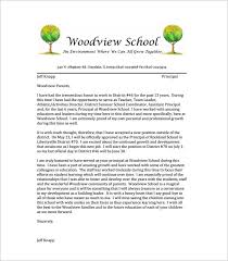 teacher resignation letter template 14 free sample example