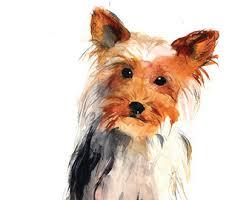 custom cat portrait watercolor painting pet art commission