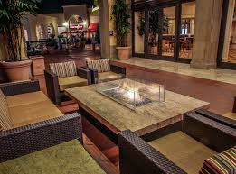 large fire pit table commercial residential montecito large fire pit table
