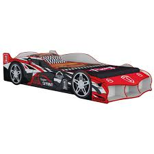 Ferrari Bed Super Sprint F1 Racing Boy Car Bed Red