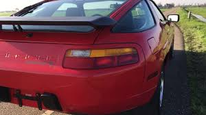 widebody porsche 928 porsche 928 s4 youtube