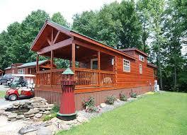 tiny house vacation cottage village