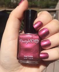 rose nail polish rosabelle polish pink nail polish purple nail