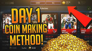 madden mobile 18 coin making tutorial best week 1 coin making
