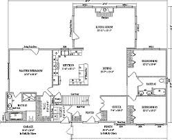large ranch floor plans auburn ii by wardcraft homes ranch floorplan