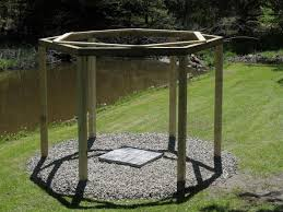 Fire Pit Gazebo by Awesome Fire Pit Swing Set Home Design Garden U0026 Architecture