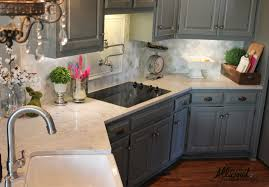 Paint Kitchen Countertop by Why We Chose Silestone Countertops And To Lower Our Kitchen Bar