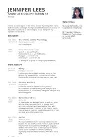 Resume Builder Canada Resume Cv Cover Letter Accountant Resume Sample Canada And Free